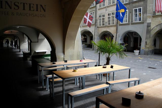 eintein cafeteria berna suiza