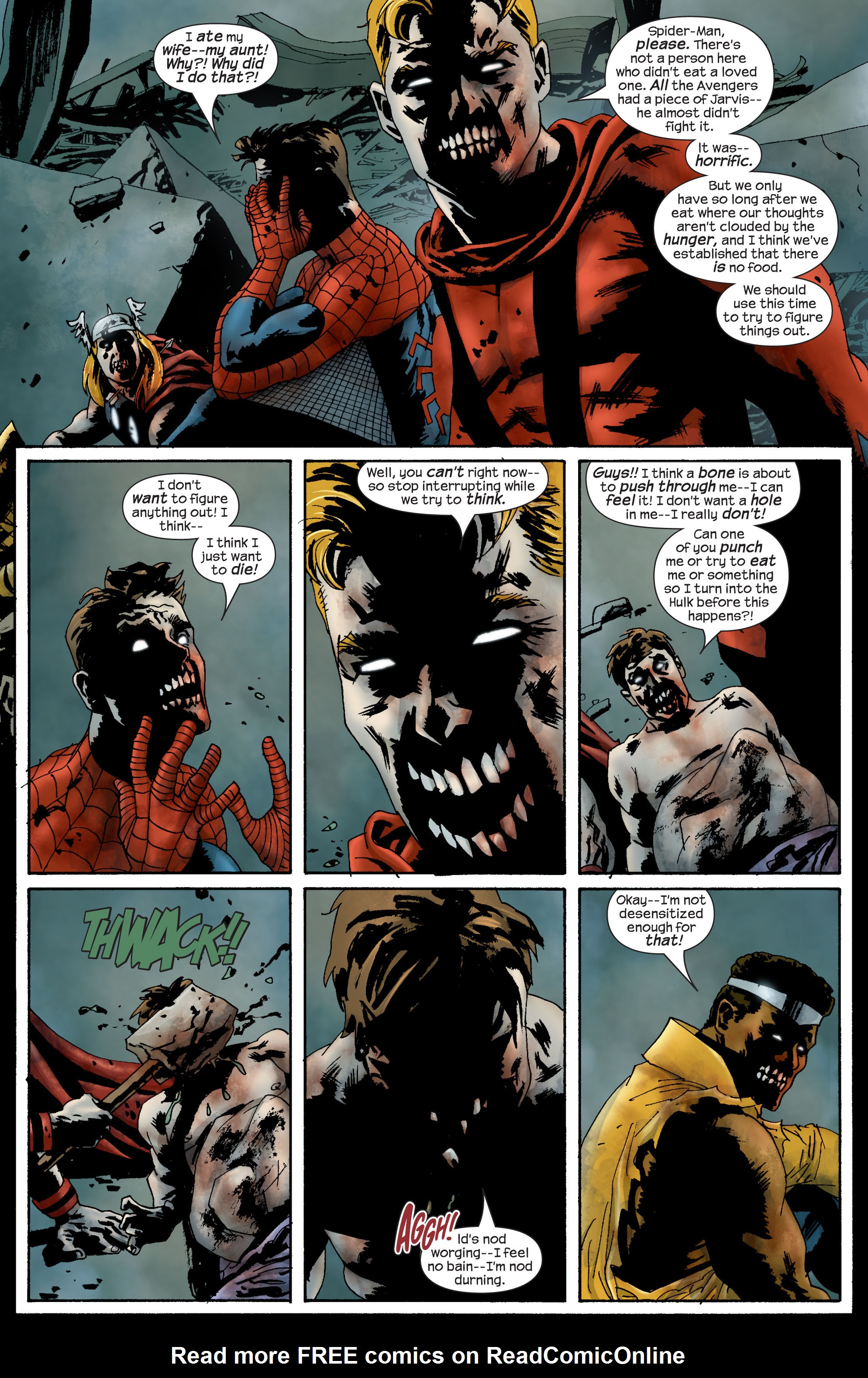 Marvel Zombies (2006) Issue #1 #1 - English 18