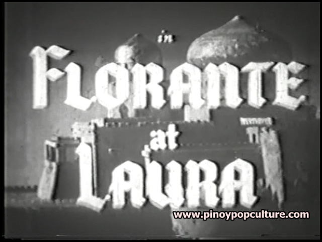 Florante at Laura, title card, movie