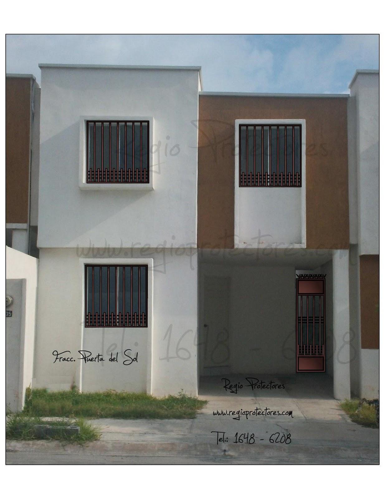 Puertas y ventanas blindadas para mayor seguridad ideas - Puertas de seguridad para casas ...