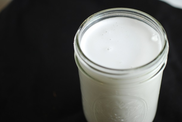 How To Make Homemade Coconut Milk (from a fresh coconut!) - Always ...