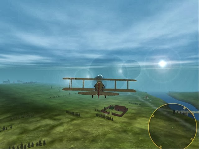 لعبة الطائرات الحربية المقاتلة Sky Fight