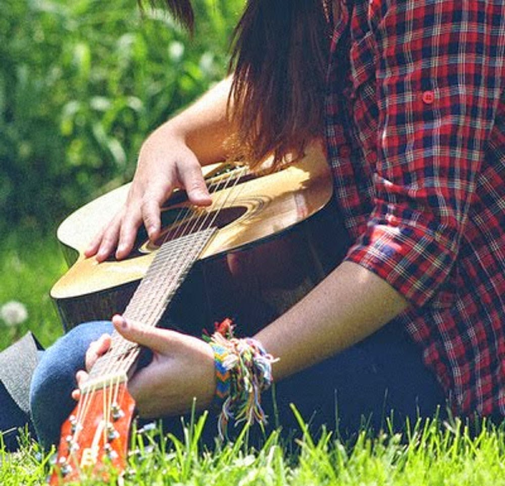 Smileys Wallpaper Facebook Profile Pics For Girls With Guitar Hd