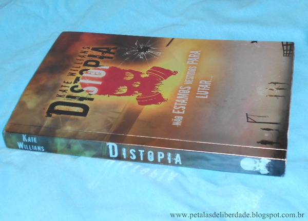 Resenha, livro, Distopia, Kate Willians, Arwen, trechos, capa