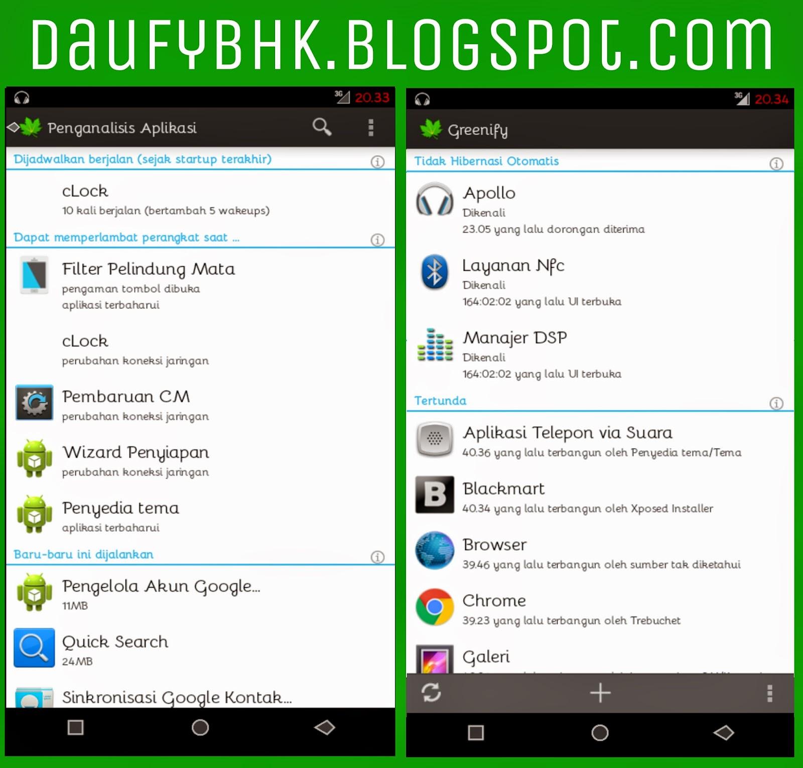 Aplikasi Untuk Melegakan RAM Androidmu - Dunia Android
