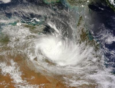 AUSTRALIA-WEATHER-CYCLONE
