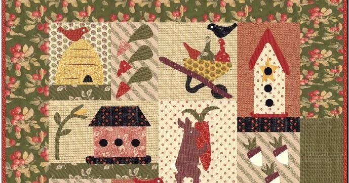 Jan Patek Quilts We Missed Farmers Market