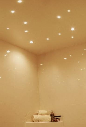 Il blog di architettura e design di studioad illuminiamo - Controsoffitto bagno ...