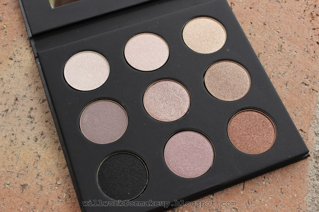 will work for makeup the neutral palette that made me