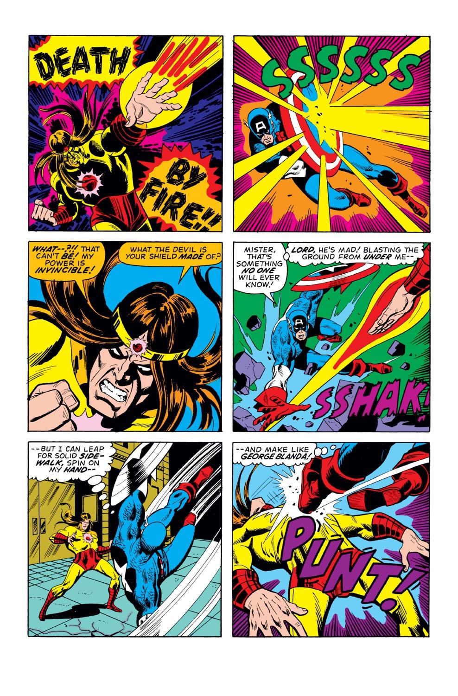 Captain America (1968) Issue #160 #74 - English 15
