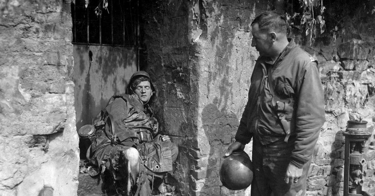 World War Ii Pictures In Details The Last Stand Defender Of Cherbourg