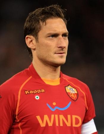 Totti Rompe Su sequia. Profil+lengkap+francesco+totti