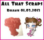 New stamps at All That Scraps