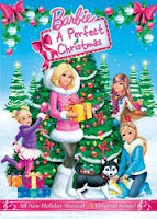 Barbie A Perfect Christmas (2011) DVDRip 300MB asdfmovie