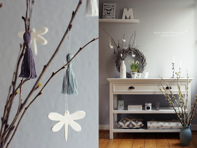 Diy: spring decoration nicest things