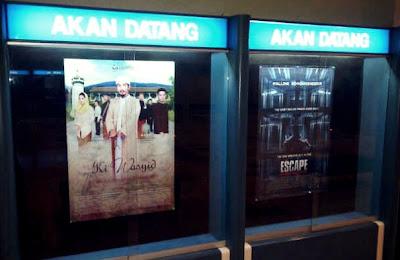 Di Banten, inilah film lokal pertama yang tembus ke Bioskop !
