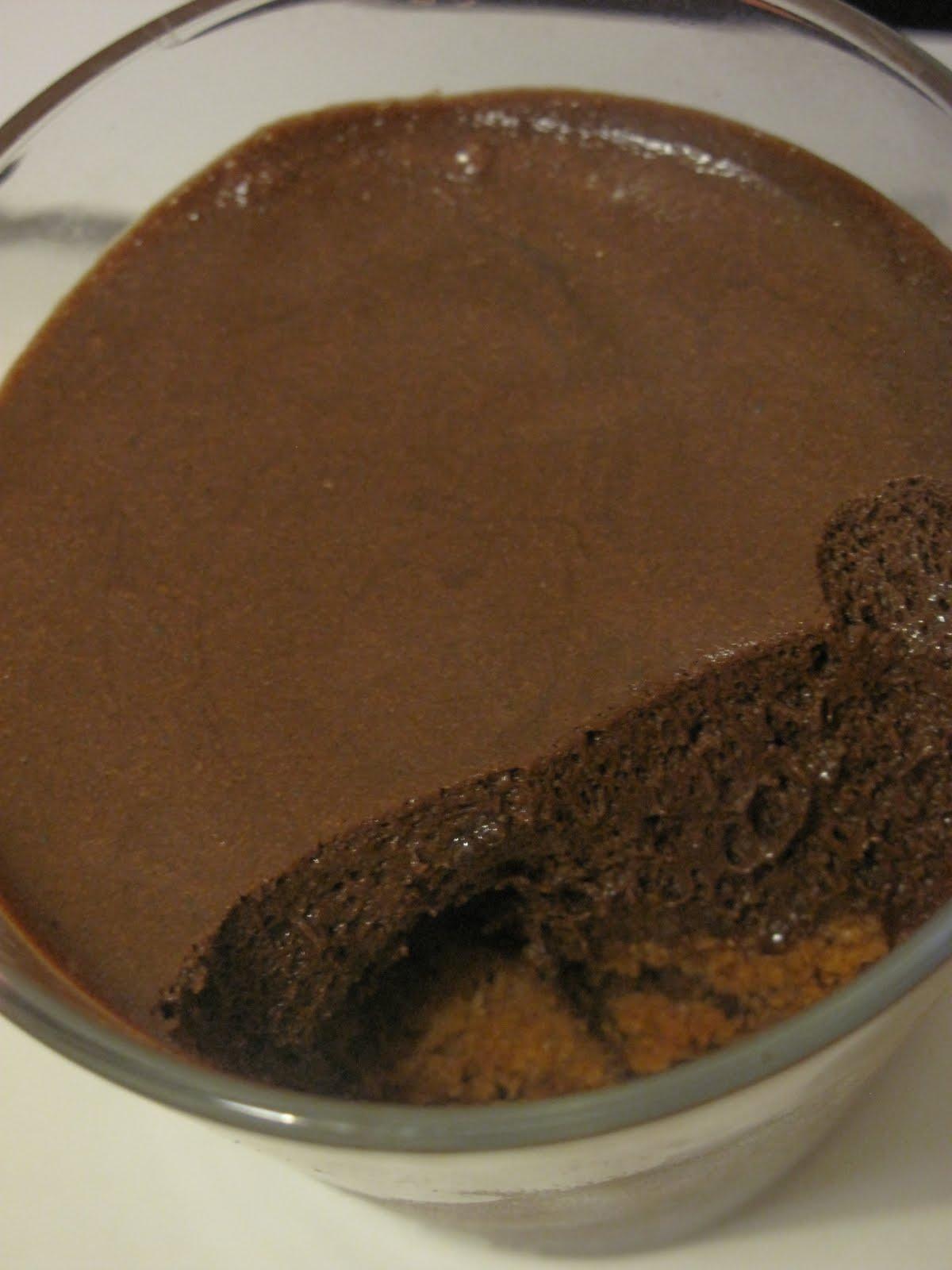 gourmandises homecooked dessert mousse chocolat tr 233 sor de sp 233 culoos en 5 minutes la