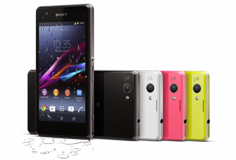 Harga Dan Spesifikasi Sony Xperia Z1 Compact