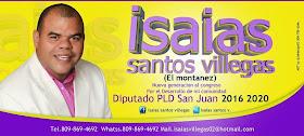 Isaias Diputado 2016