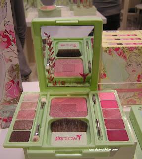 pixi+pixiglow+Fairy+Face+Palette+tinkerbell+disney