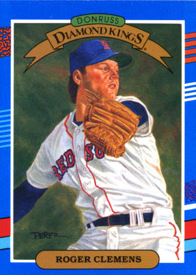 The Jose Canseco Project Top 25 Donruss Diamond Kings