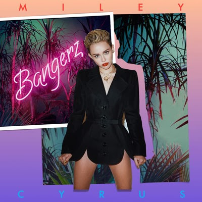 The 10 Worst Album Cover Artworks of 2013: 07. Miley Cyrus - Bangerz (Deluxe Edition)