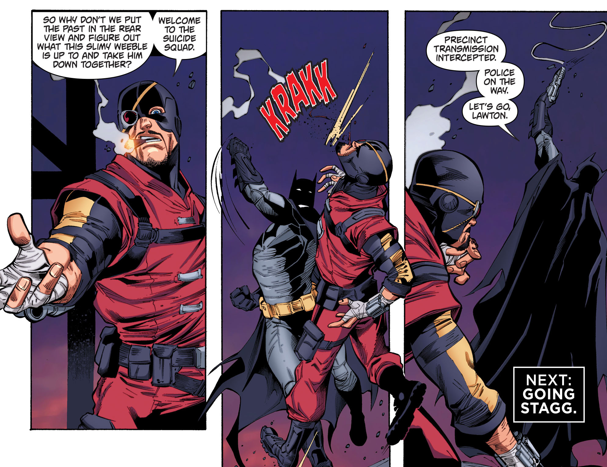 Batman: Arkham Knight [I] Issue #23 #25 - English 22