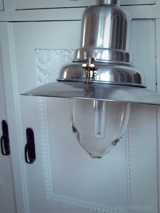 Flohmarkt geschenkpapierabroller lampen for Lampen n und l