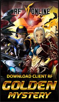 Download client rf online golden mystery