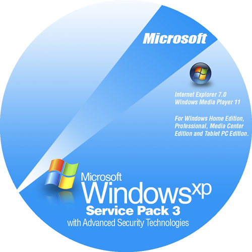 Free Full Download CD installer Windows XP Professional SP3