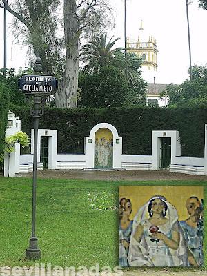 Parque de María Luisa Juan Talavera