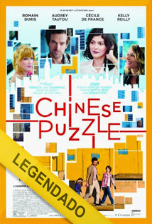 Chinese Puzzle – Legendado