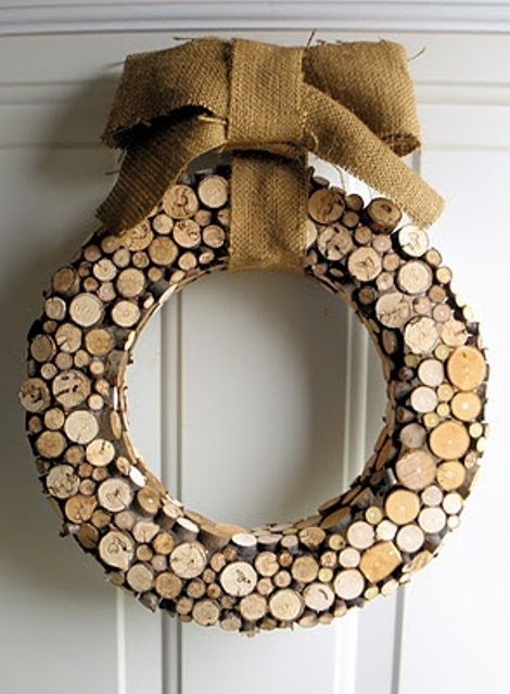 10  Christmas Ornaments Ideas with Rustic Style 2