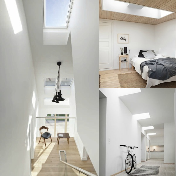 Hege in France VELUX windows and blinds