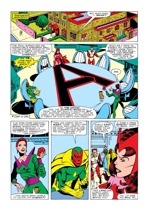 Captain America (1968) Issue #299 #227 - English 14