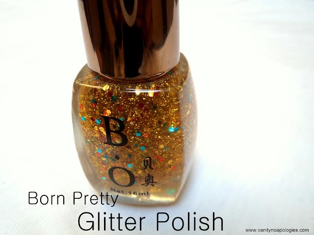 glitter nail polish born pretty store
