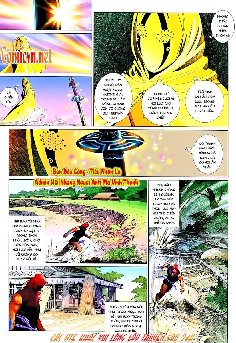 Phong Vân chap 637 Trang 11 - Mangak.info