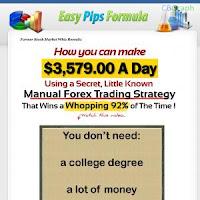 Easy Pips Formula