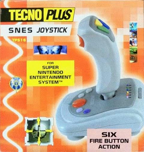 TehcnoPlus SNES joystick