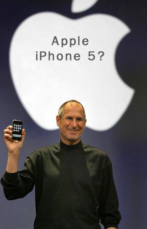 IPHONE 5 will be announced in late August and launched in the first ...