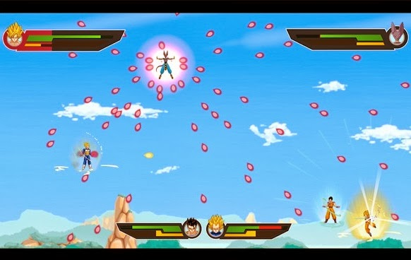 Game Dragon Ball Z Battle Of Gods