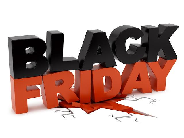 Black Friday! Crush it!