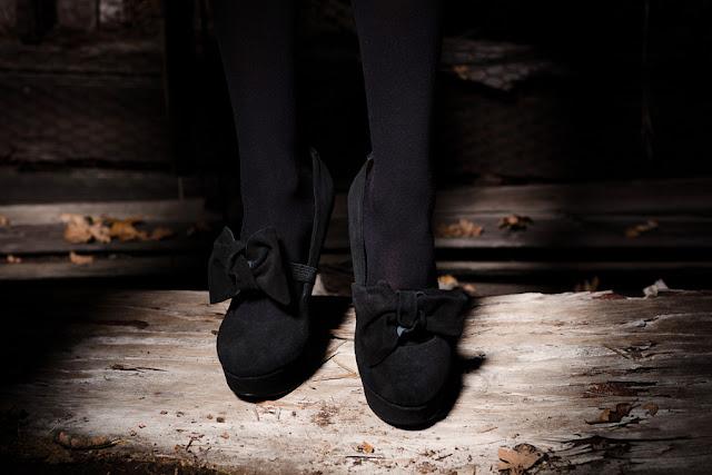 Kelsi+Dagger+heels+TJ+Maxx+black+suede+Savvy+Spice+stilleto+heels