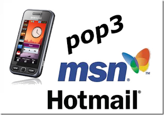 Tutorial to Setup Hotmail on Samsung Star