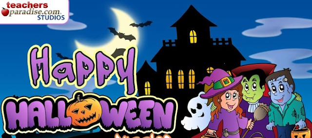 Happy Halloween Fun Shape Puzzles