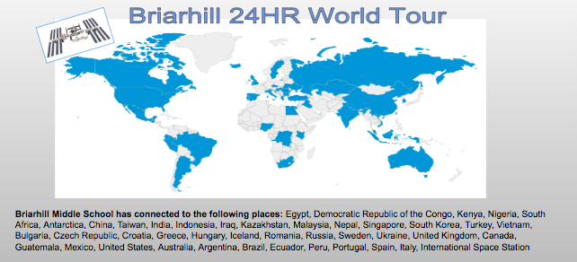 Briarhill 24HR World Tour