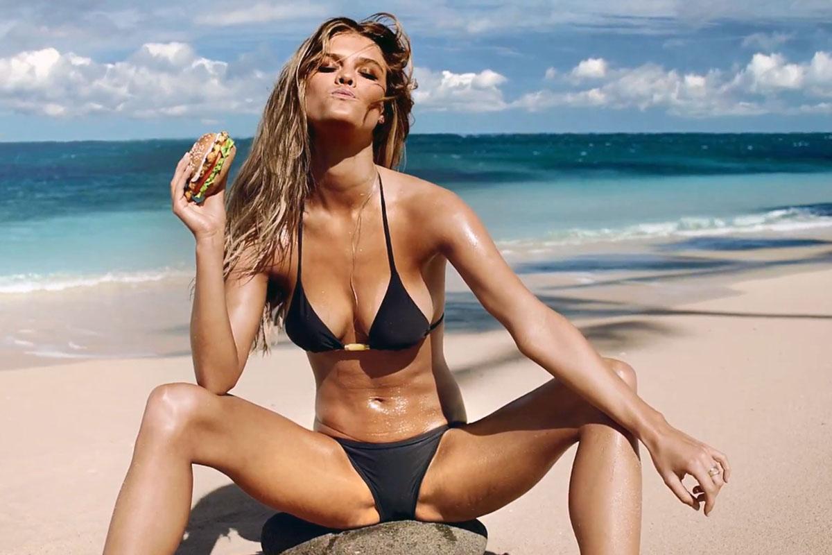 Buick Bikini Commercial