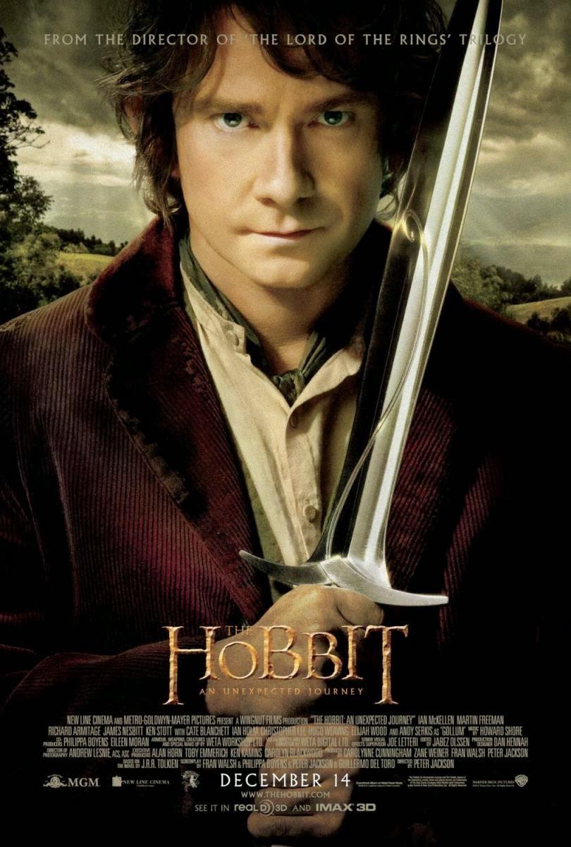 Hobbit, viaje, inesperado, Peter, Jackson