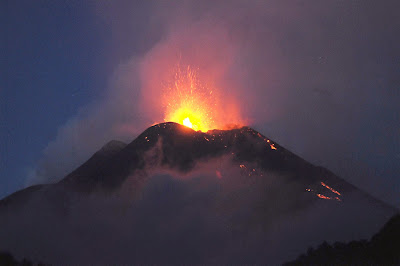 Lava, Volcano, Mount Etna, Italy, Island, Sicily, Catania, World, Nature, State, Most Volcanoes, Lava-flows down, Mountain, Earth, Heat,