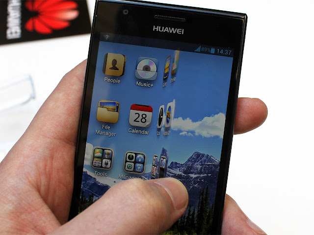 HUAWEI ASCEND P2 Android Smartphone New Mobile Phone Photos, Features Images and Pictures 11